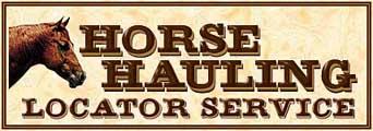 Horse Hauling